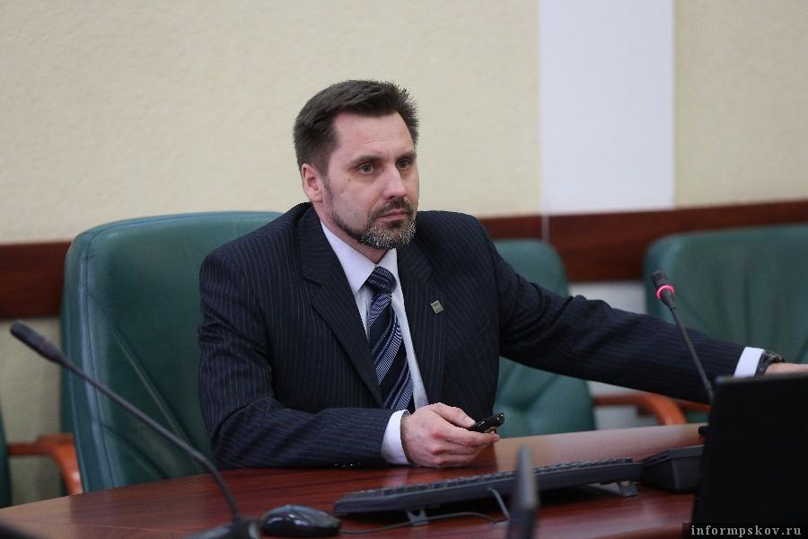 Евгений Скачков. Фото с сайта gov39.ru
