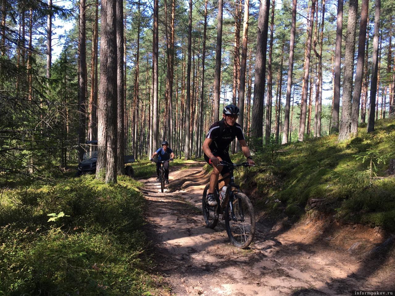 Чемпионат Псковской области по велоспорту пройдет 24 августа