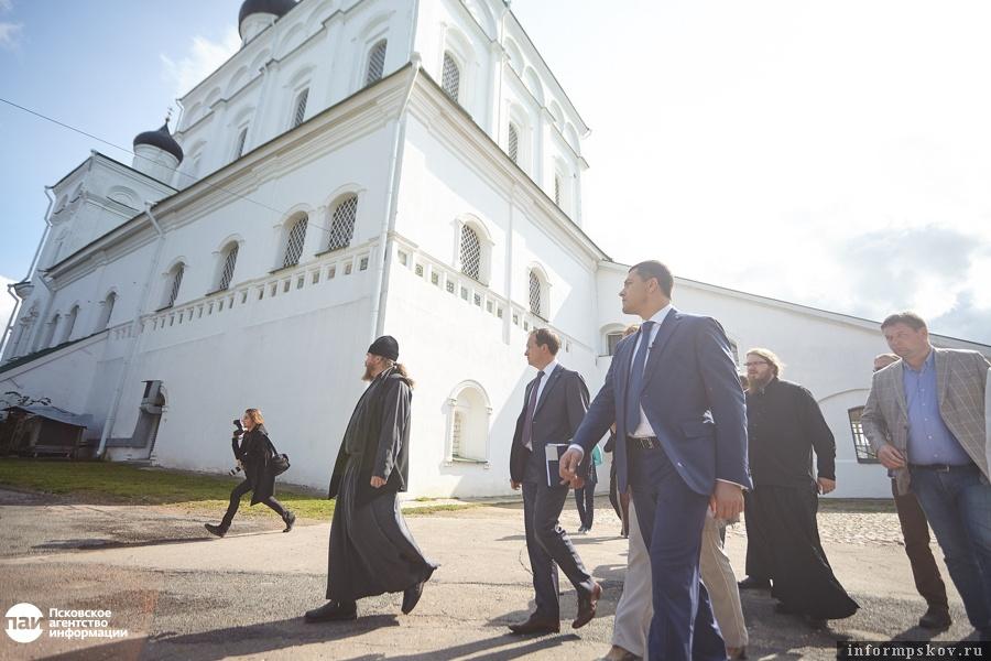 10 объектов древнего Пскова вошли в список ЮНЕСКО.