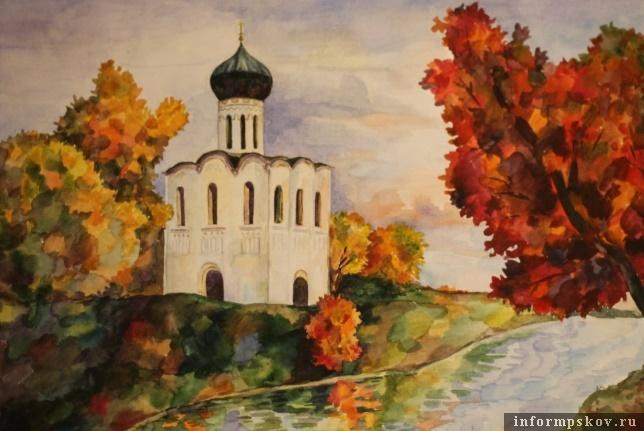 Конкурс детского творчества «Красота Божьего мира» стартовал в Псковской области