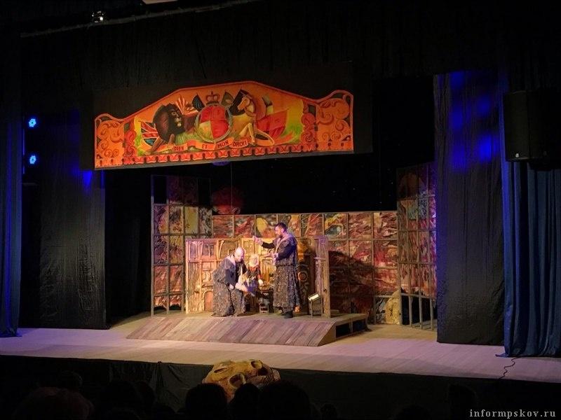 Фотографии предоставлены пресс-службой Мурманского областного театра кукол
