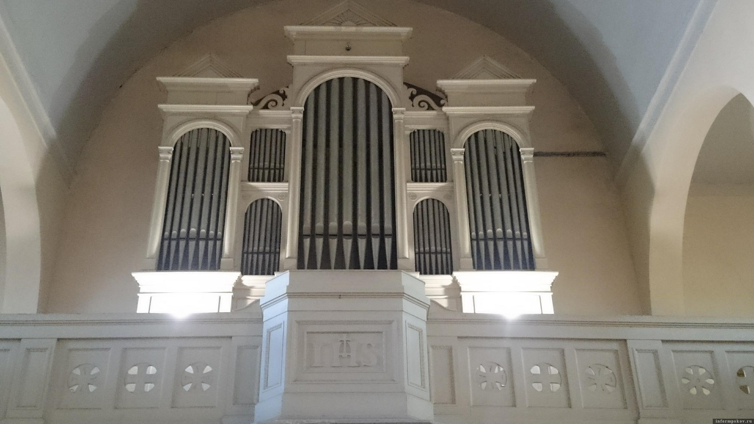 Органный концерт «Учитель и ученик» состоится в Печорах 21 ...