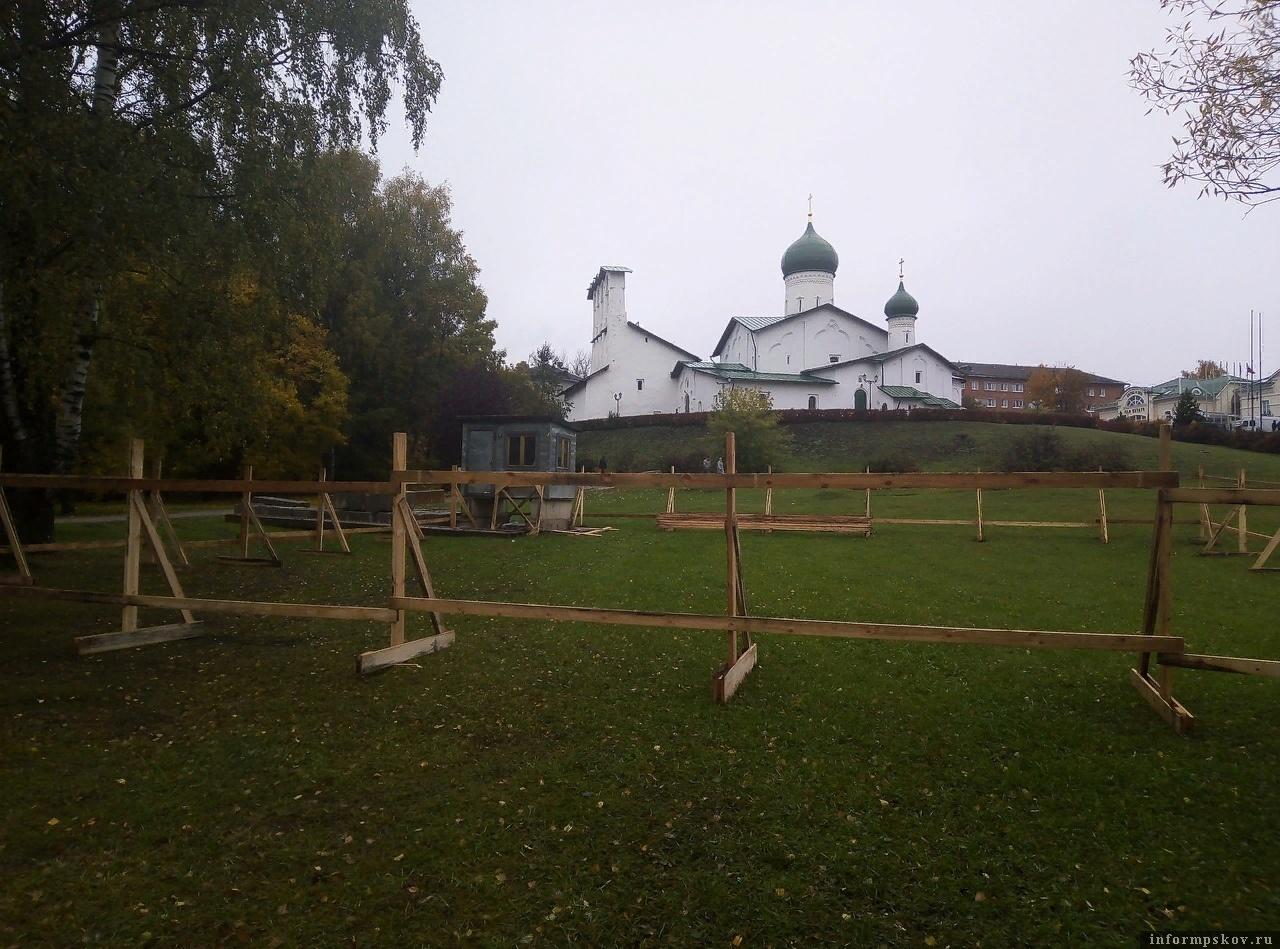 Фото из группы «Защитим стадион «Электрон» в социальной сети «ВКонтакте»