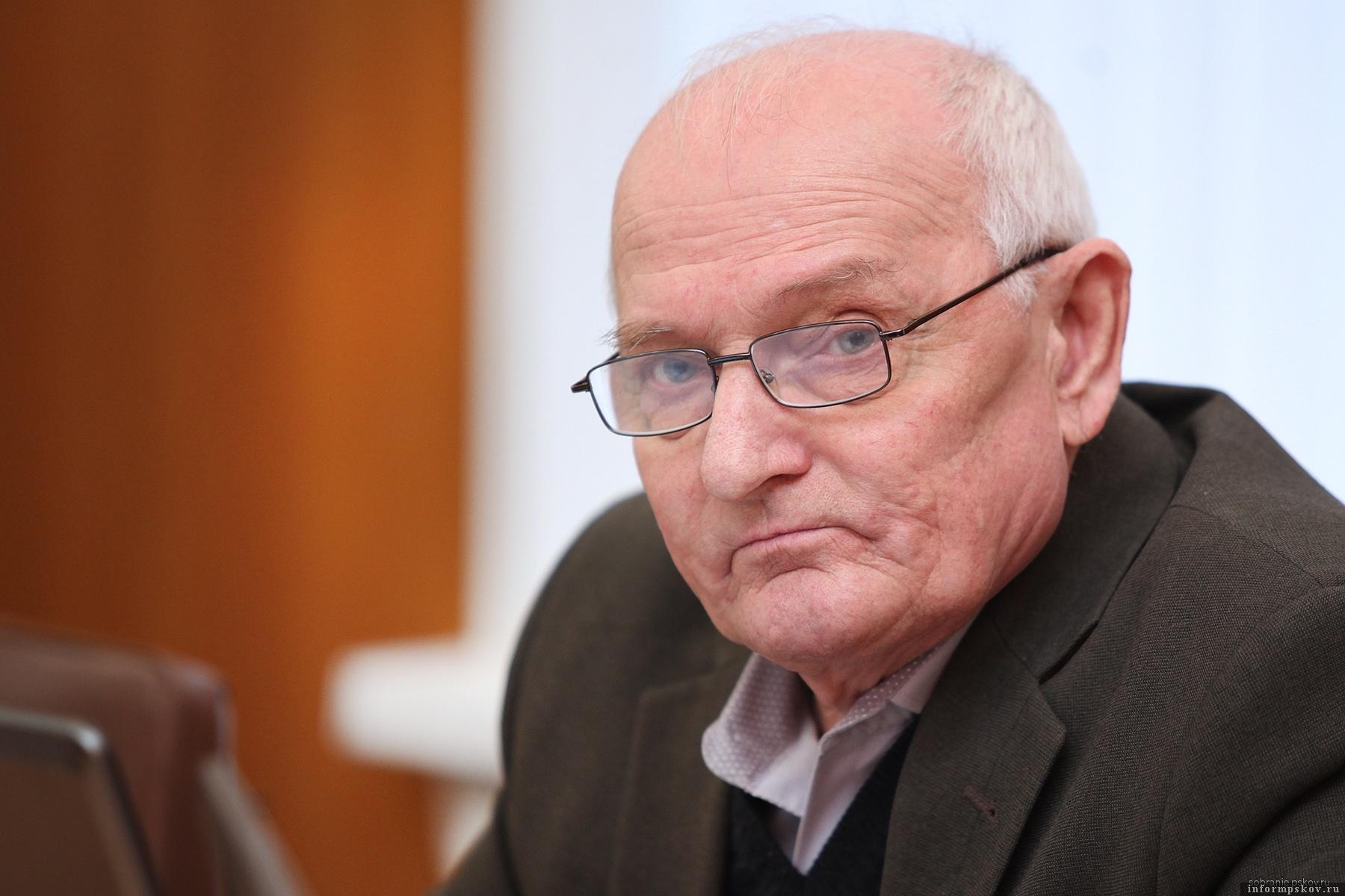Ушел из жизни депутат Псковского областного Собрания Виктор Дуля. Фото: пресс-служба регионального парламента.