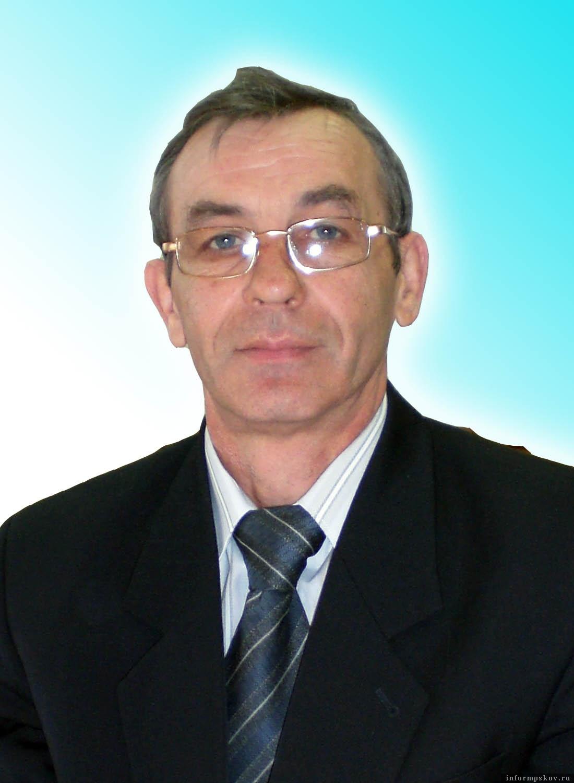 На фото: Николай Борисов. Фото с сайта Псковского городского суда.