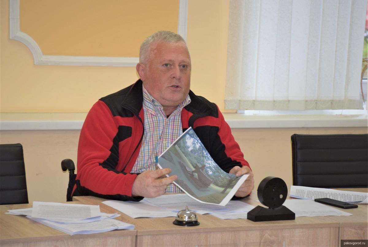 Предлагается установить памятник уроженцам Ямала-освободителям Псковской области