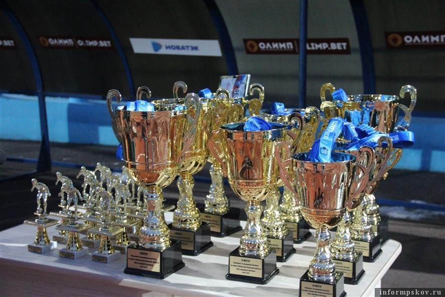 Фото Лиги дворового футбола Псковской области
