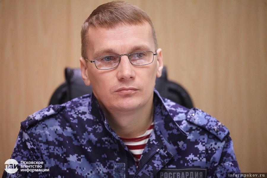 Юрий Виноградов. Здесь и далее фотографии Дарьи Хватковой