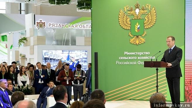 Фотографии предоставлены пресс-службой Правительства Российской Федерации