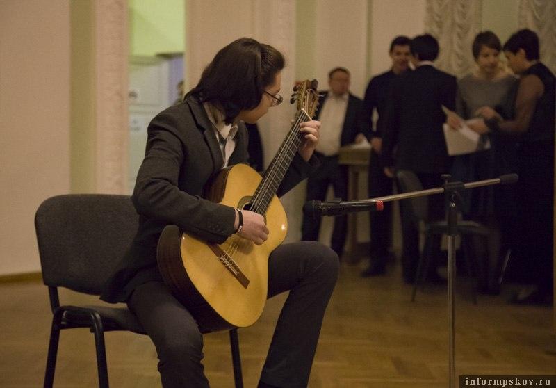 Фото Псковского областного колледжа искусств имени Н. А. Римского-Корсакова