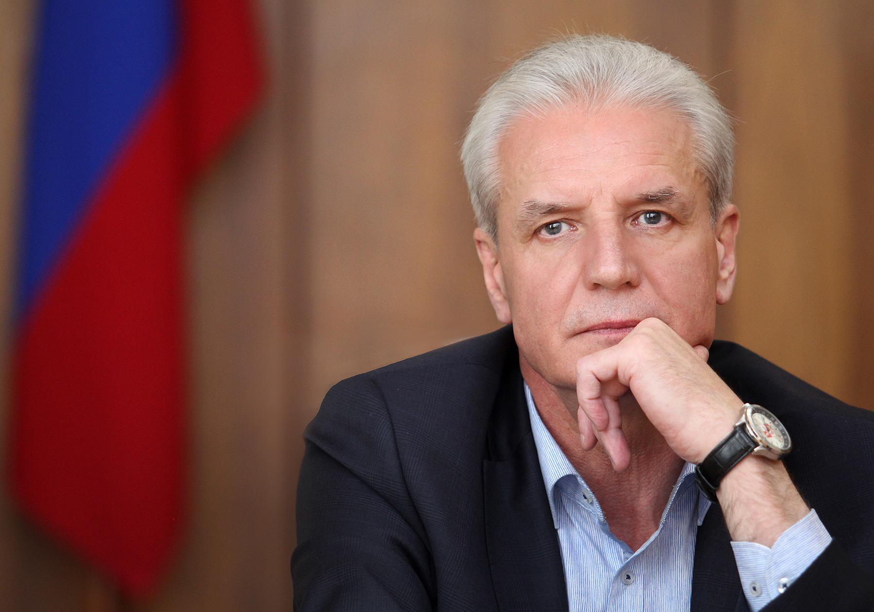 Александр Котов об уходе с поста руководителя реготделения «ЕР»: Я остаюсь в команде