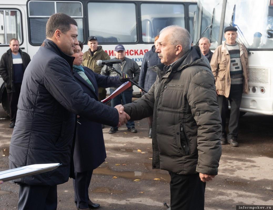 ФАПы станут обслуживать население удаленных от райцентров населенных пунктов. Фото: пресс-служба администрации Псковской области.