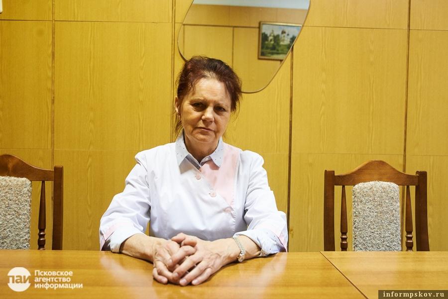 Татьяна Лобысева