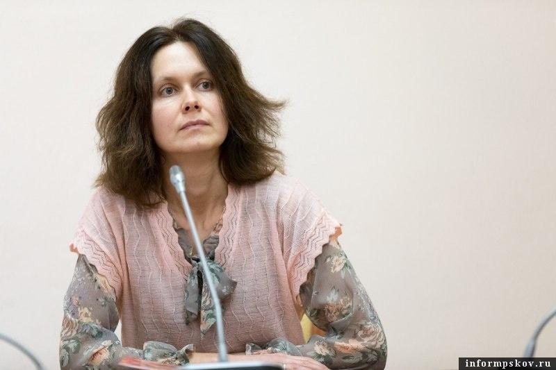 Марина Николаева. Фото Театрально-концертной дирекции Псковской области