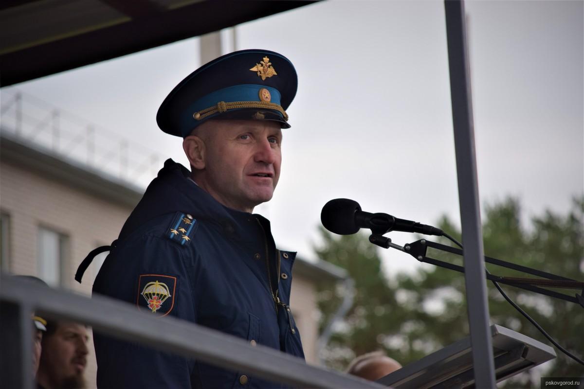 Псковские спецназовцы отметили профессиональных праздник