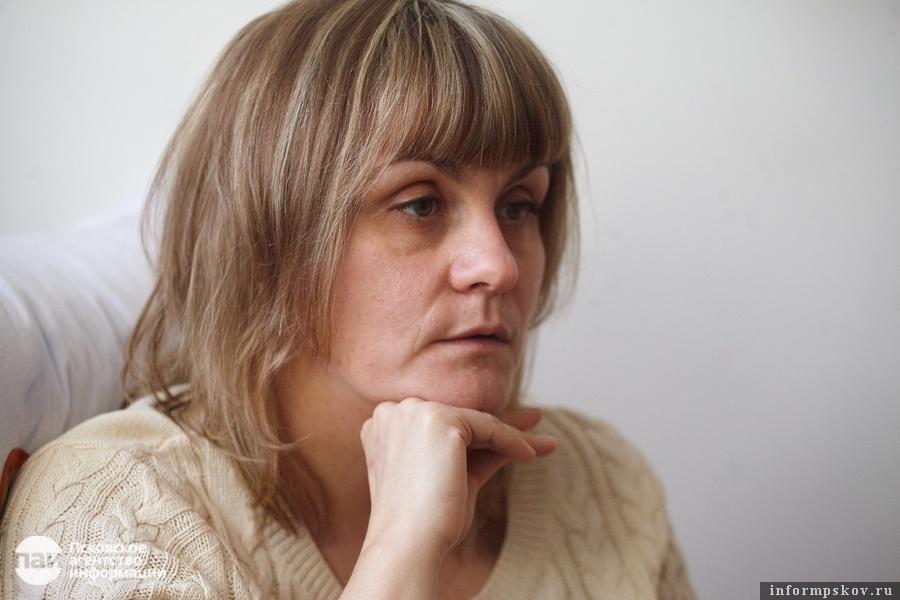 Елена Гаврилова. Здесь и далее фотографии Дарьи Хватковой