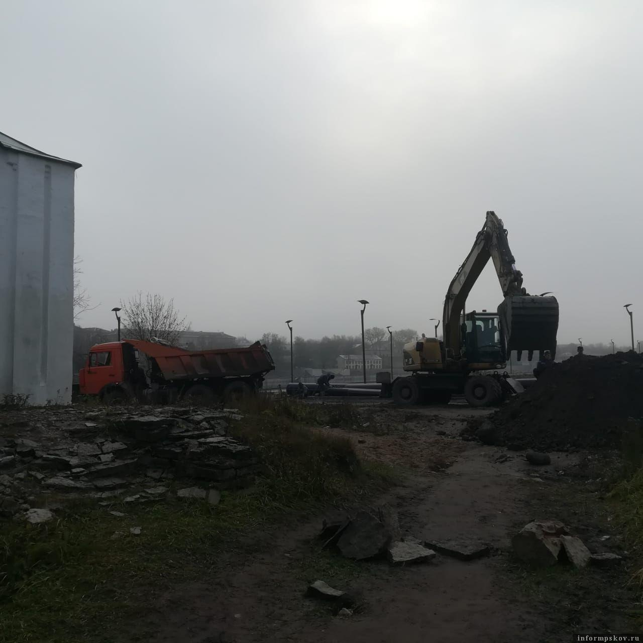Фото комитета по охране объектов культурного наследия Псковской области