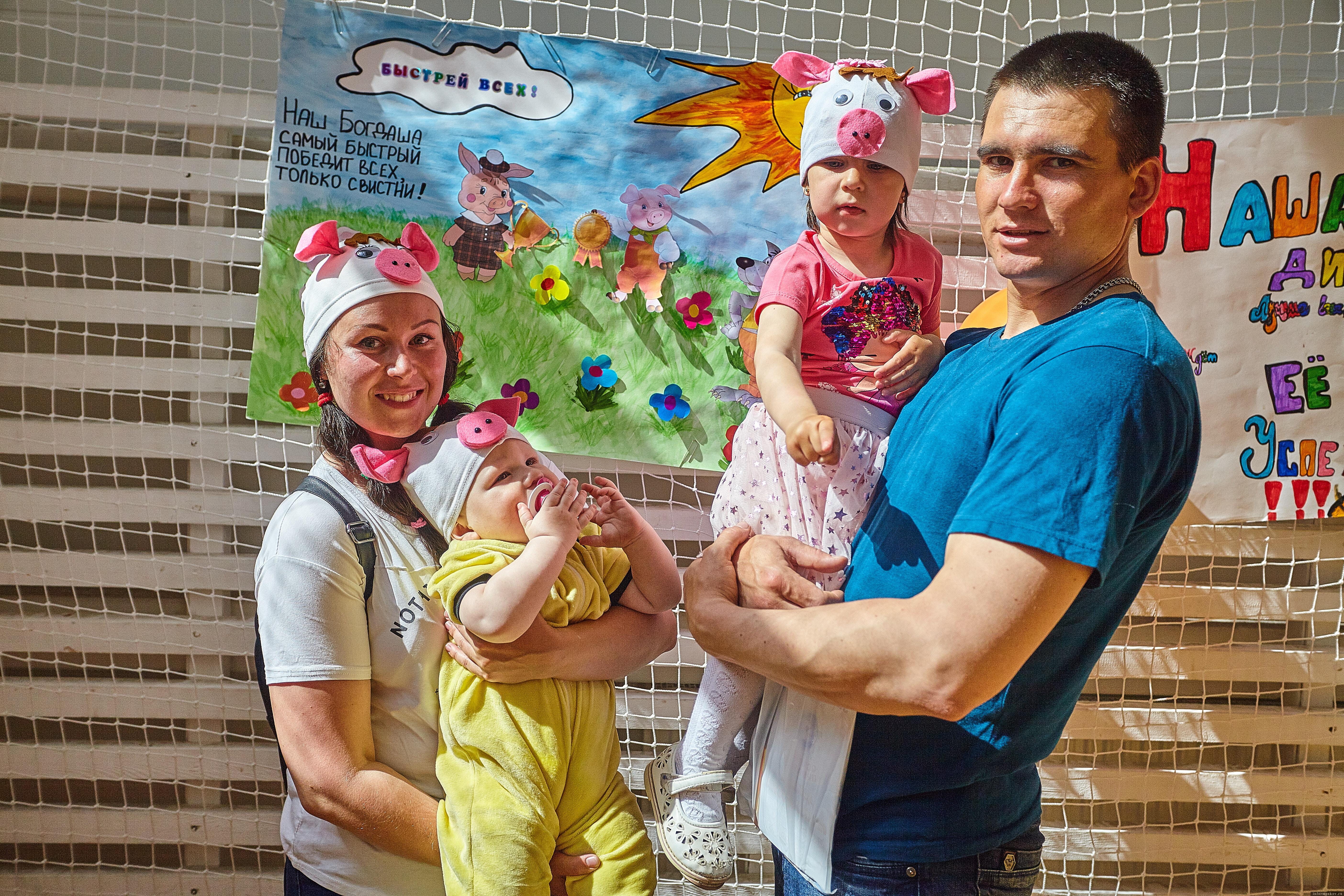 """Фестиваль """"Маленький чемпион"""" 10 ноября пройдет в Пскове в 17-й раз. Фото: Дарья Хваткова."""