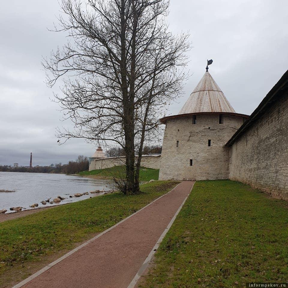 Фото Псково-Изборского объединенного музея-заповедника