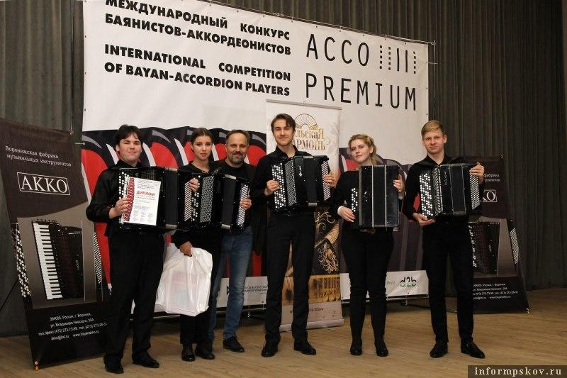 Фото представлено организаторами конкурса AccoPremium