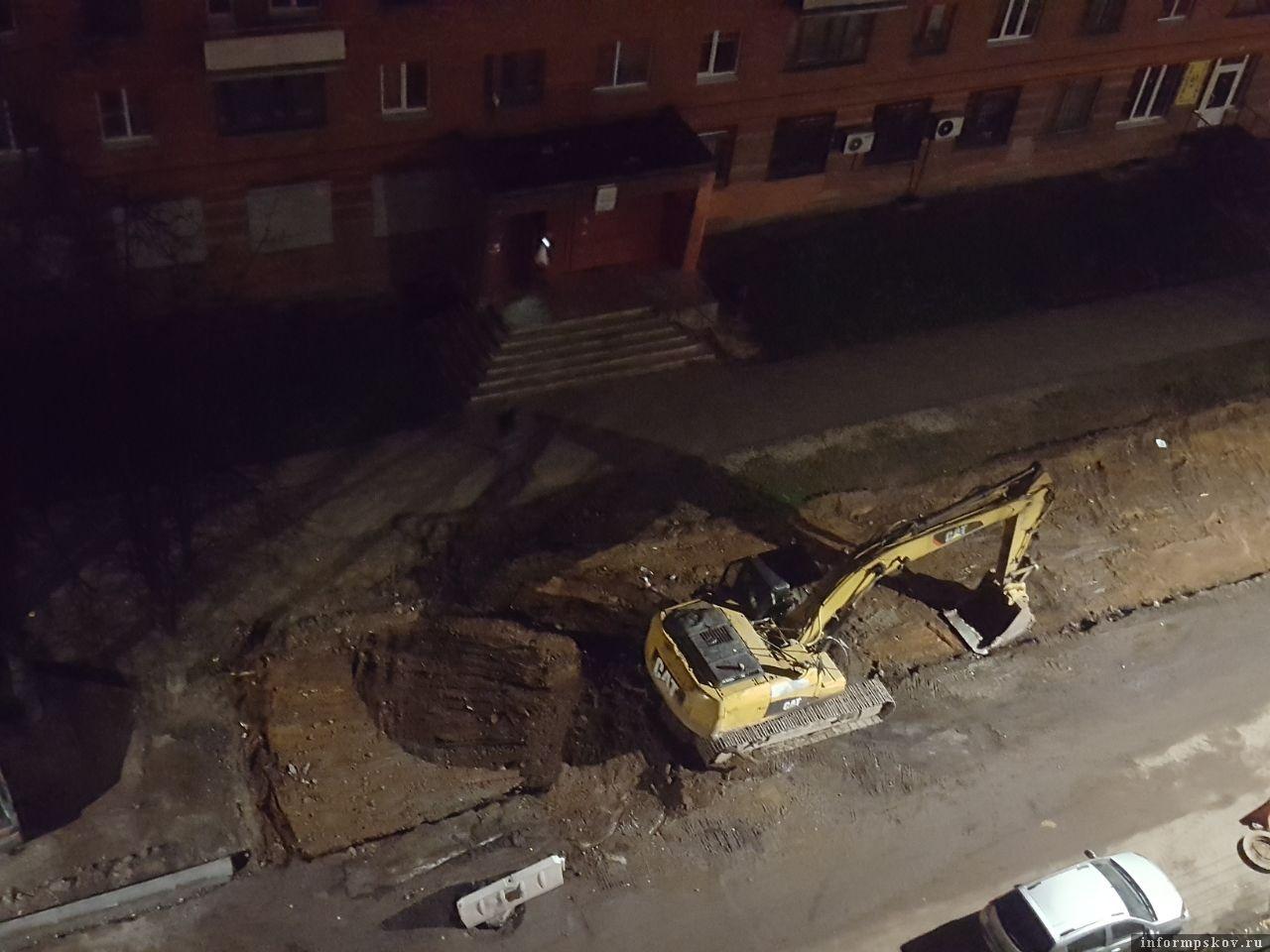 Фото из сообщества «Инцидент Псков»