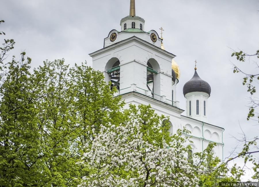 В Пскове в 2020 году проведут второй фестиваль колокольного звона. Фото: Александр Сидоренко.