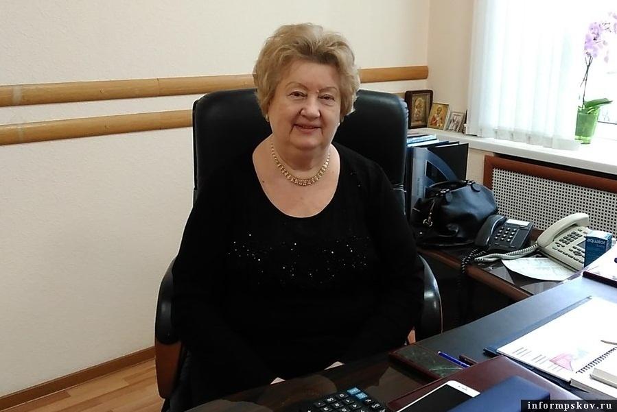 Елена Косенкова
