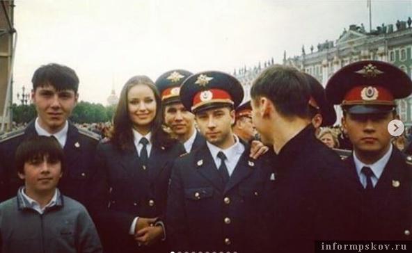 "Фото из ""Инстаграма"" Оксаны Фёдоровой"