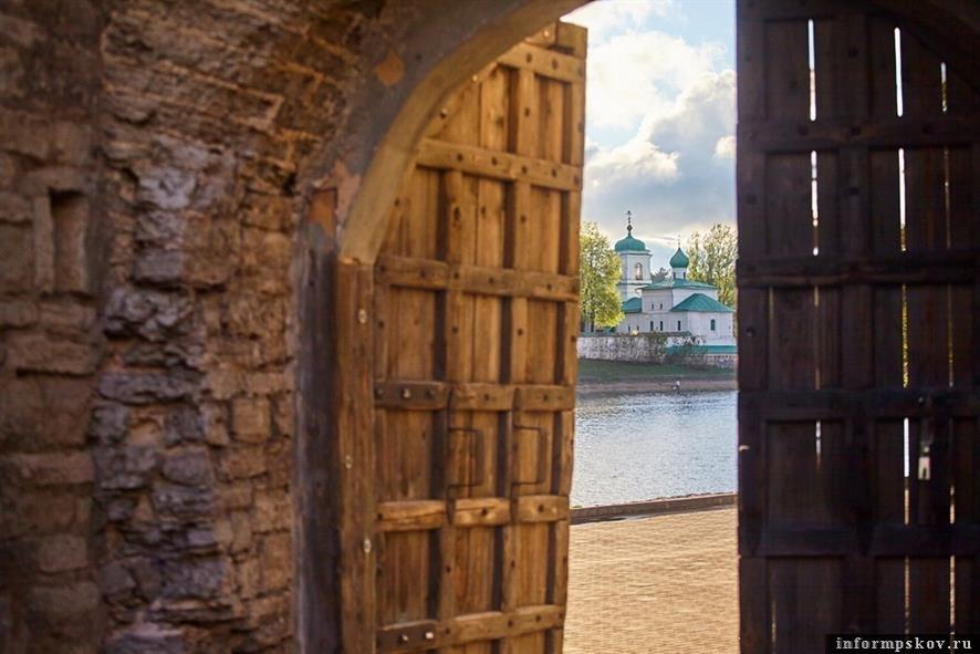 Мирожский монастырь. Фото Дарьи Хватковой