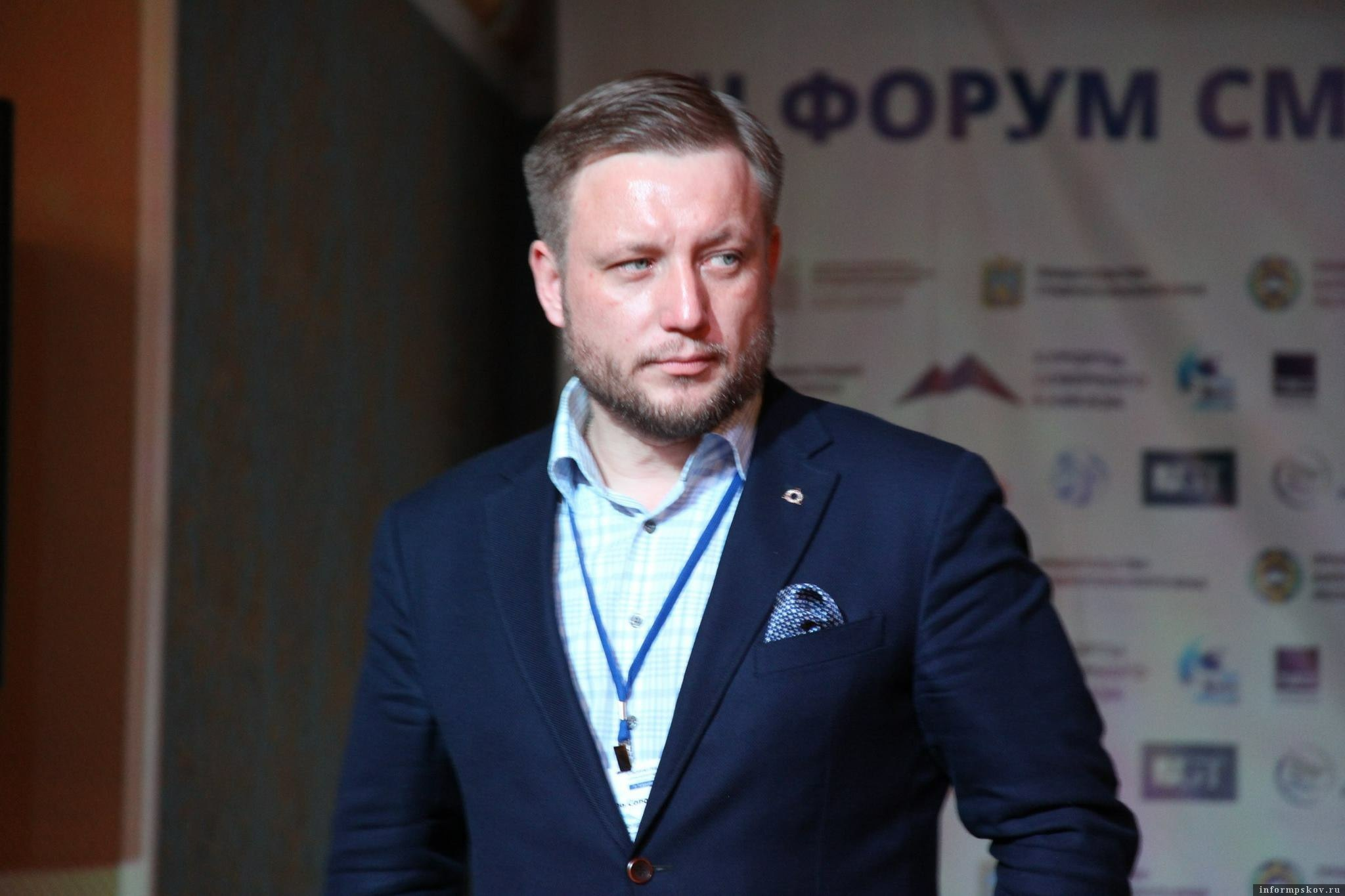 Игорь Сопов.