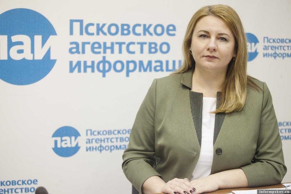 Елена Полонская. Фото: Дарья Хваткова.