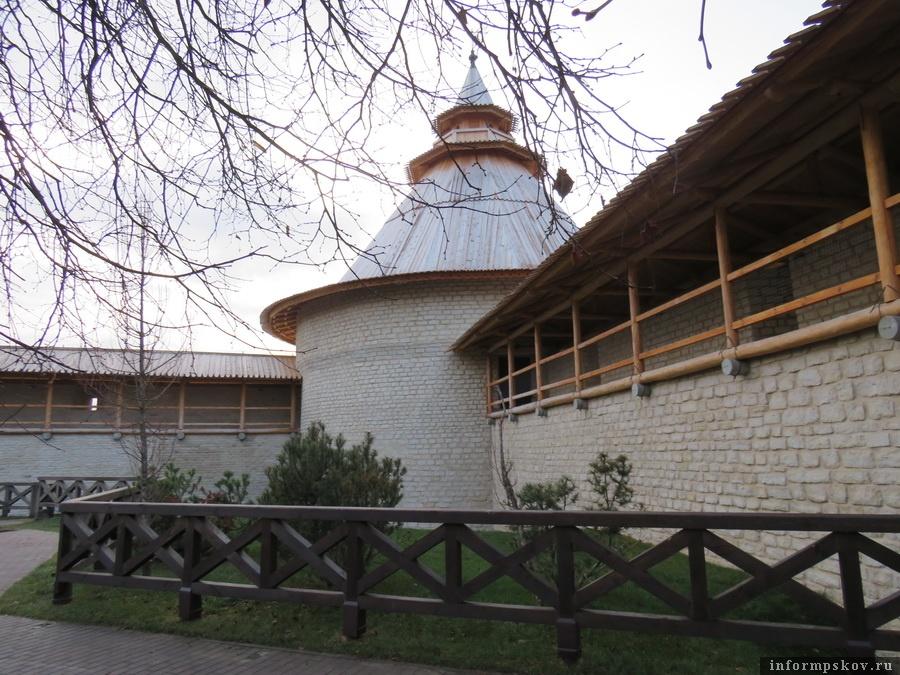 Варлаамовская башня