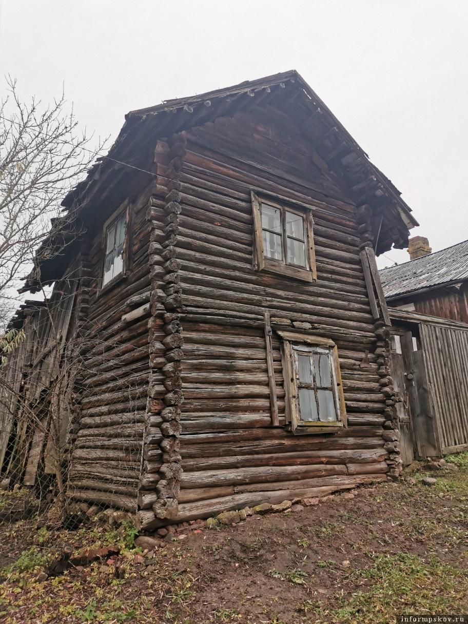Стрелецкий домик в Печорах. Фото Марины Мариненко