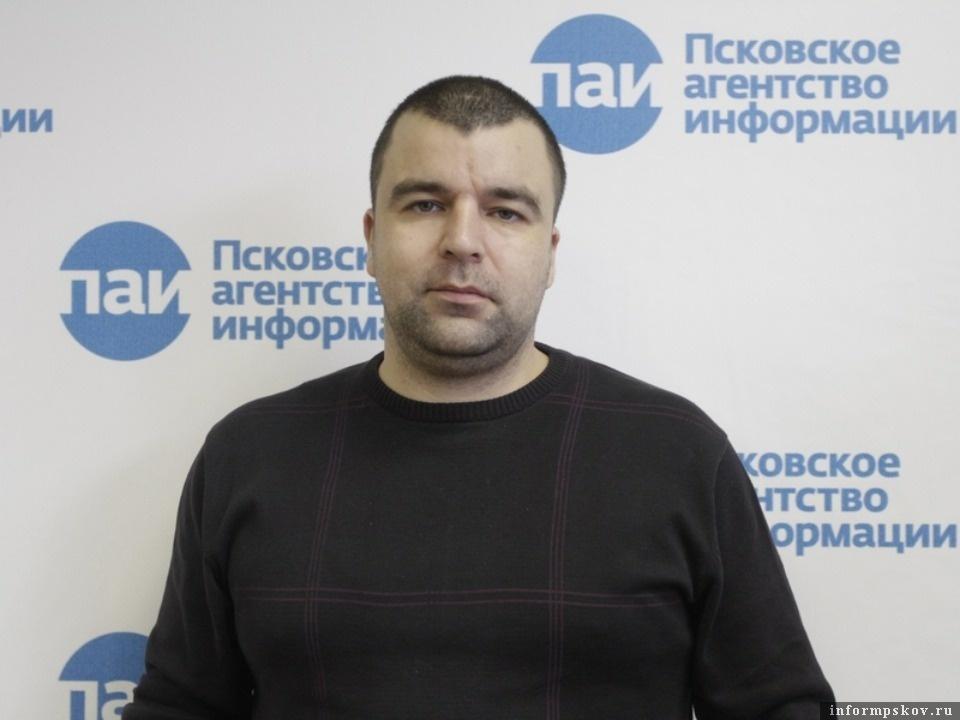 Андрей Сукманов 16 декабря 2019 года покидает пост руководителя отдела потребительского рынка и услуг администрации Пскова.