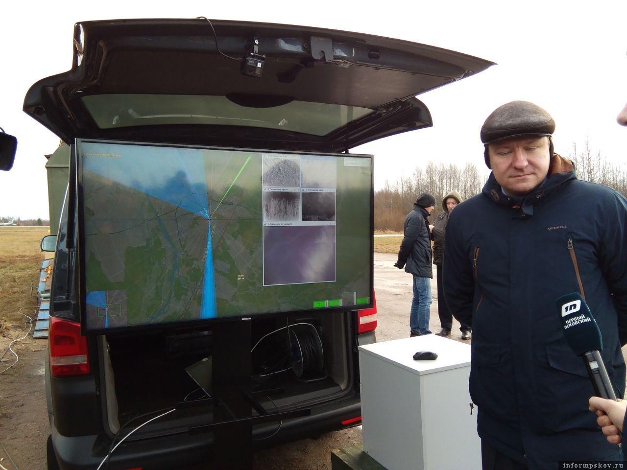 Главный конструктор Rоsк-1