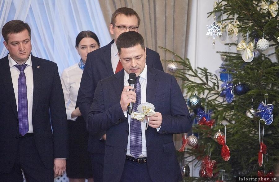 Инициатором проведения акции в Пскове выступил губернатор Михаил Ведерников. Фото: Дарья Хваткова.