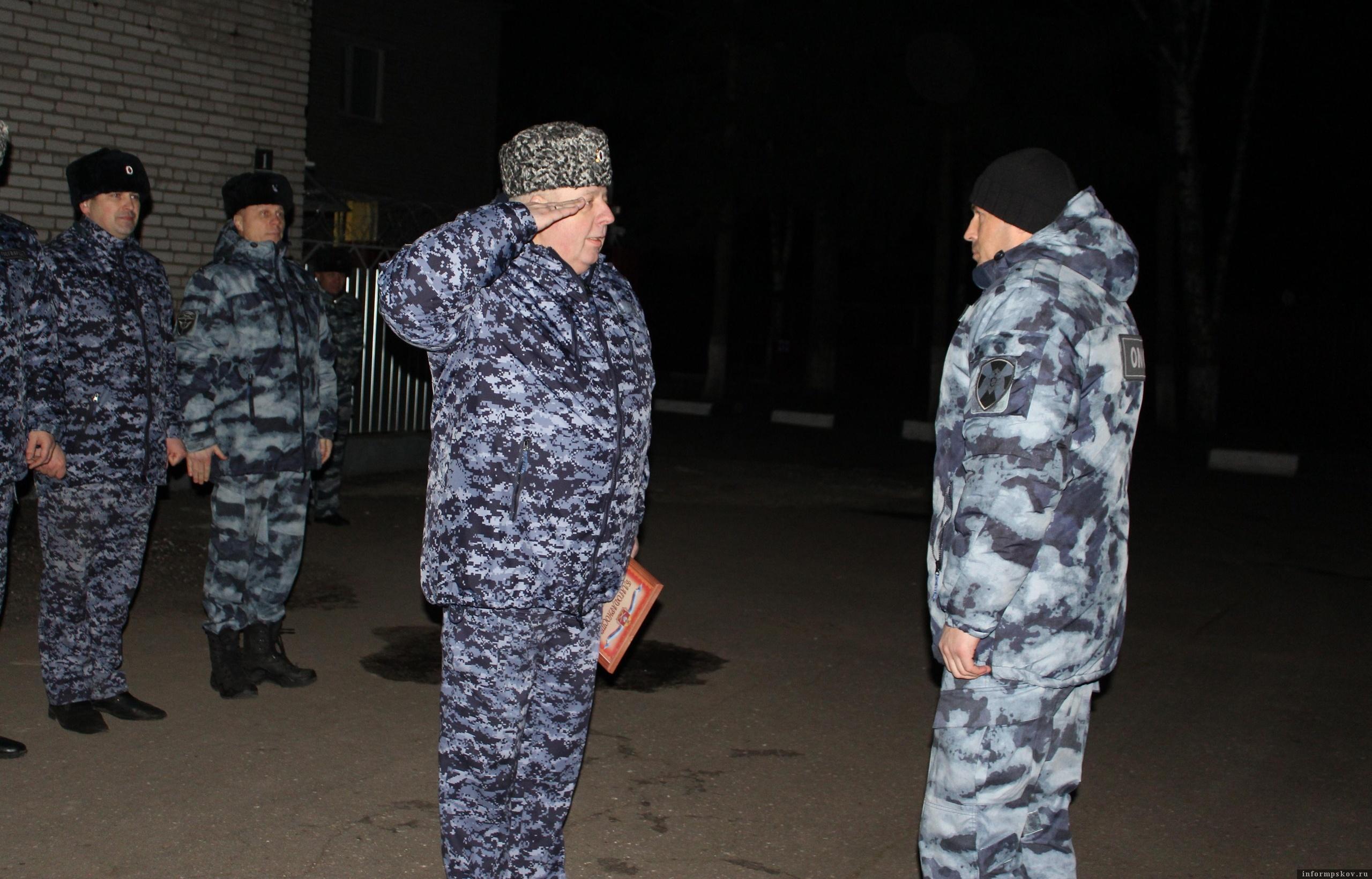 Фото пресс-службы Управления Росгвардии по Псковской области