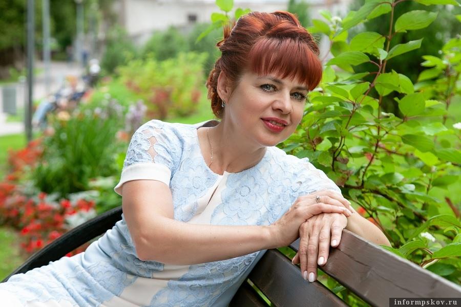 Светлана Шумейко. Фото из семейного архива.
