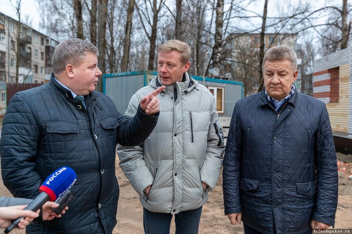 Здесь и далее фото pskov.ru