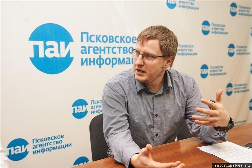 На фото Валерий Кузьмин