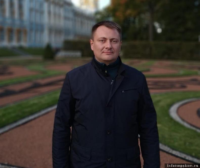Глава сельского поселения «Лавровская волость» Печорского района Кирилл Кононов