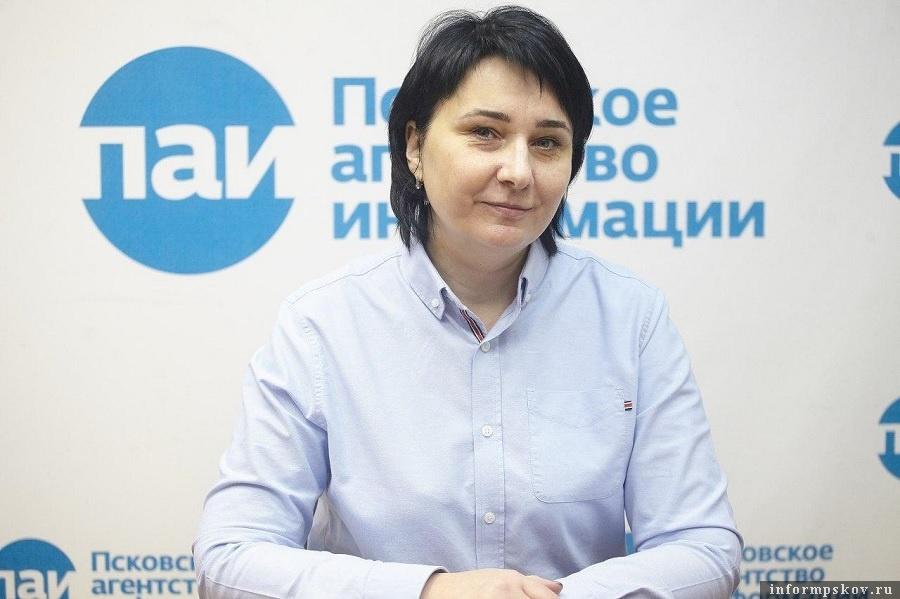 Елена Пилипенко. Фото: Дарья Хваткова.