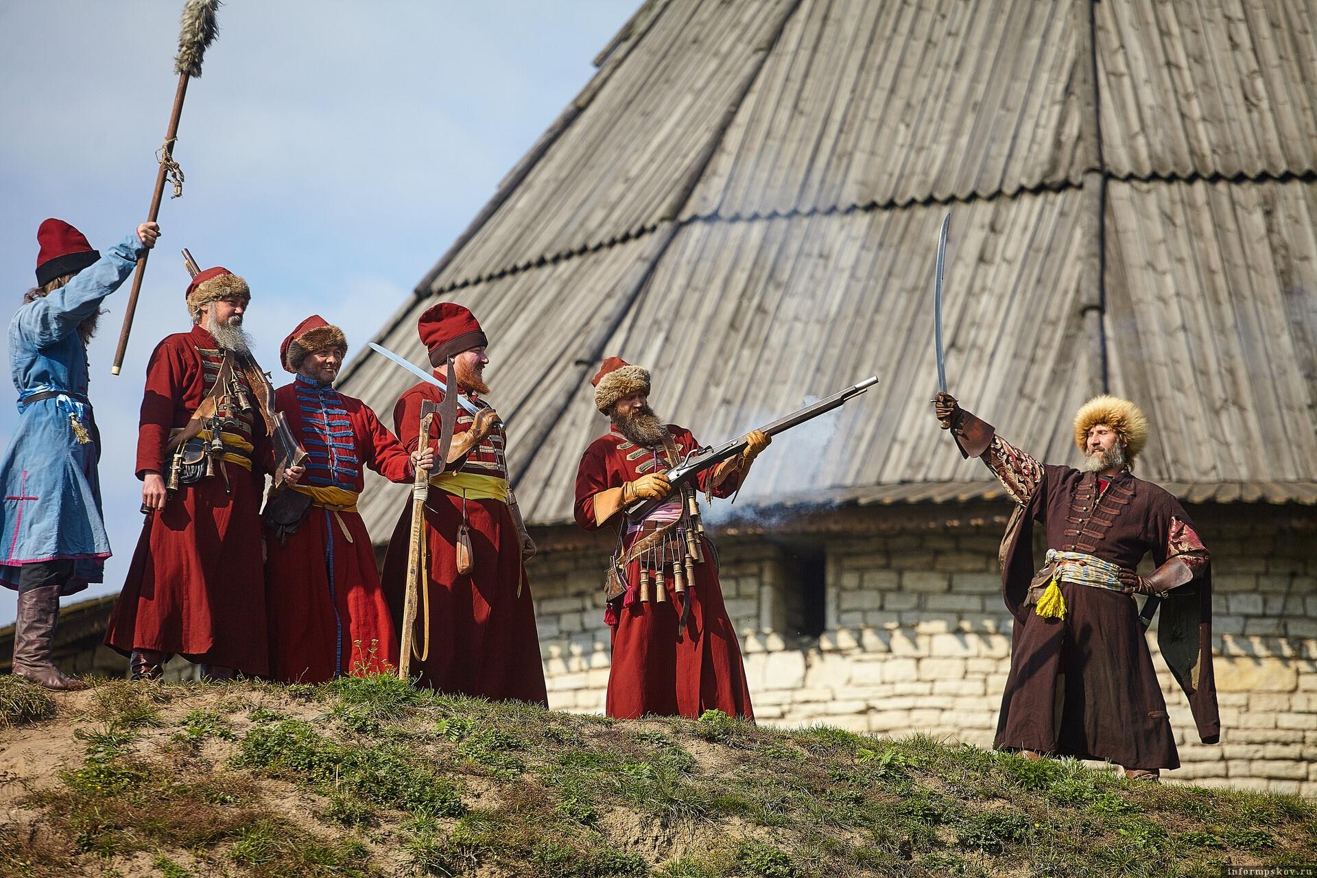 Исторический праздник «Воевода Шуйский». Фото Дарьи Хватковой