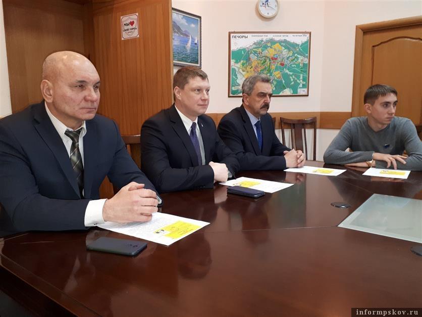 """Фото газеты """"Печорская правда"""""""