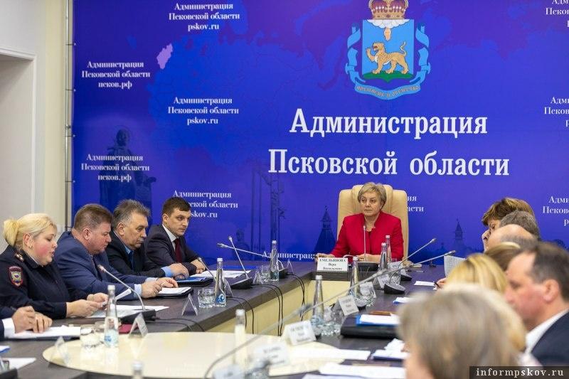 Фото: пресс-служба администрации Псковской области