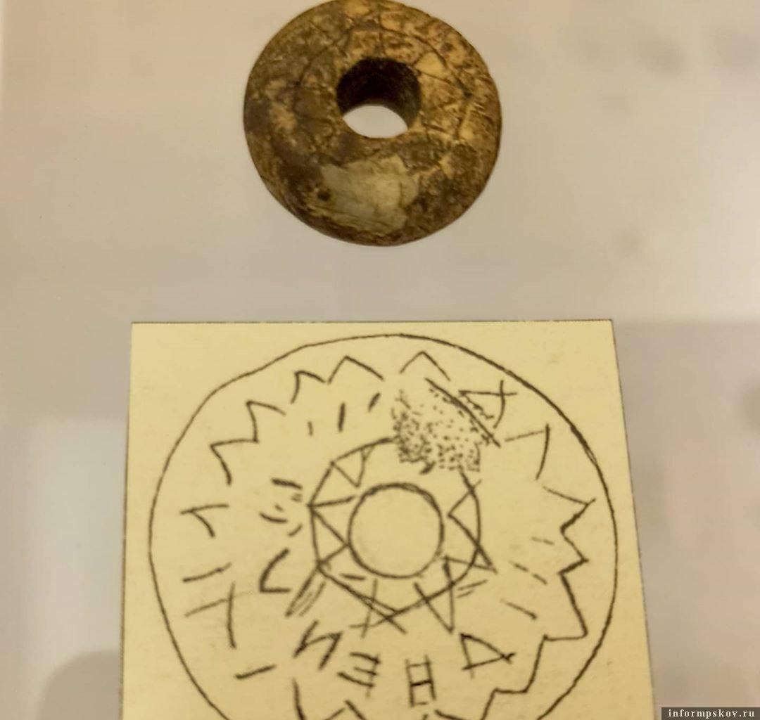 Фото из Instagram археологического центра Псковской области.