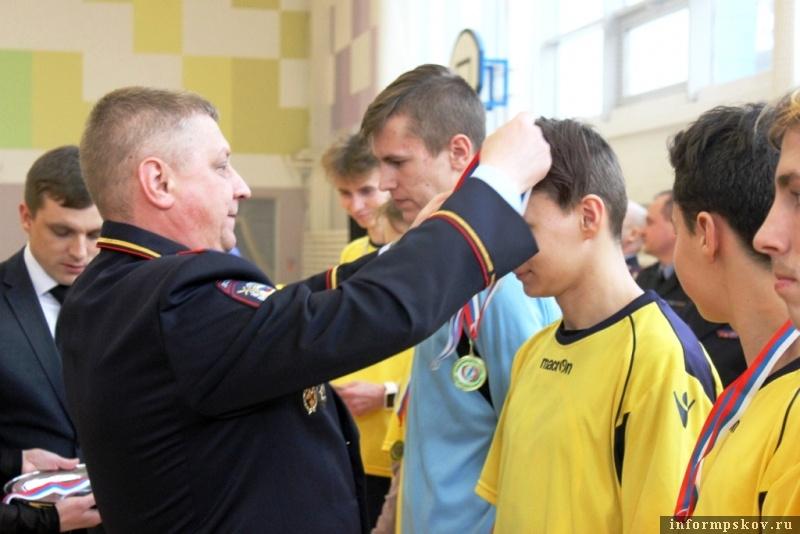 Фото: пресс-служба УМВД России по Псковской области