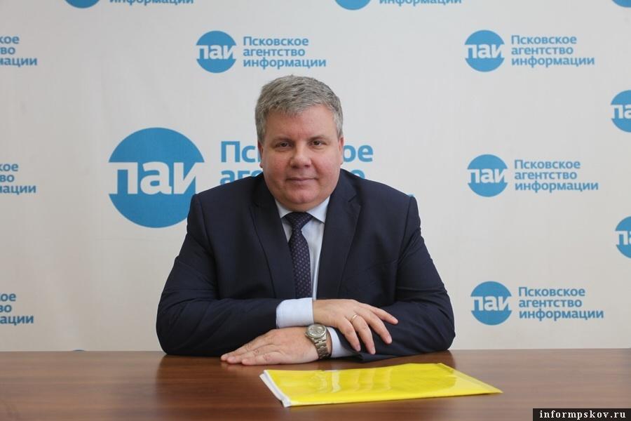 Александр Седунов