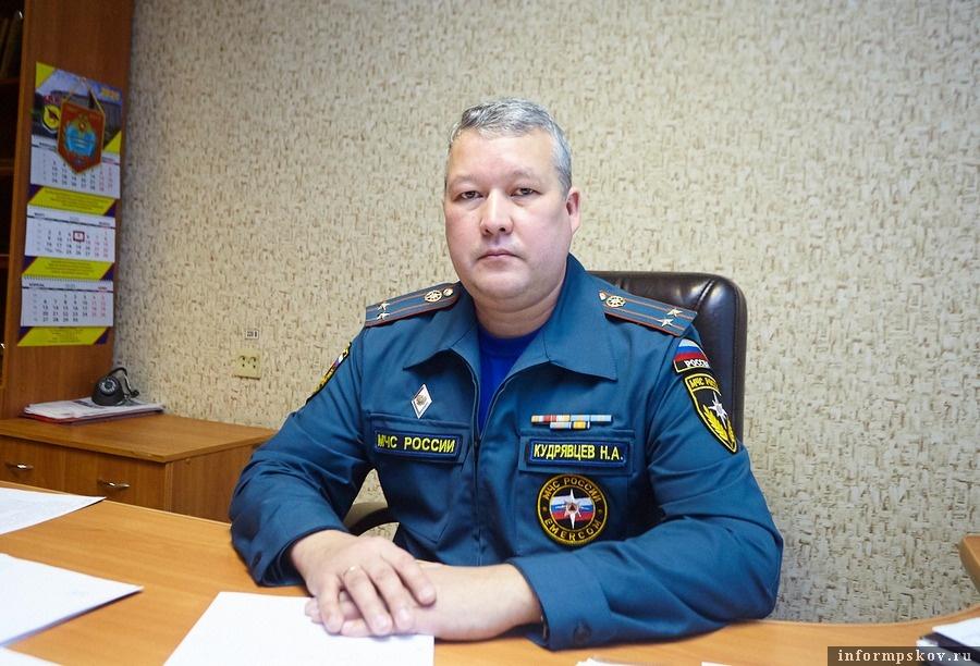 Николай Кудрявцев