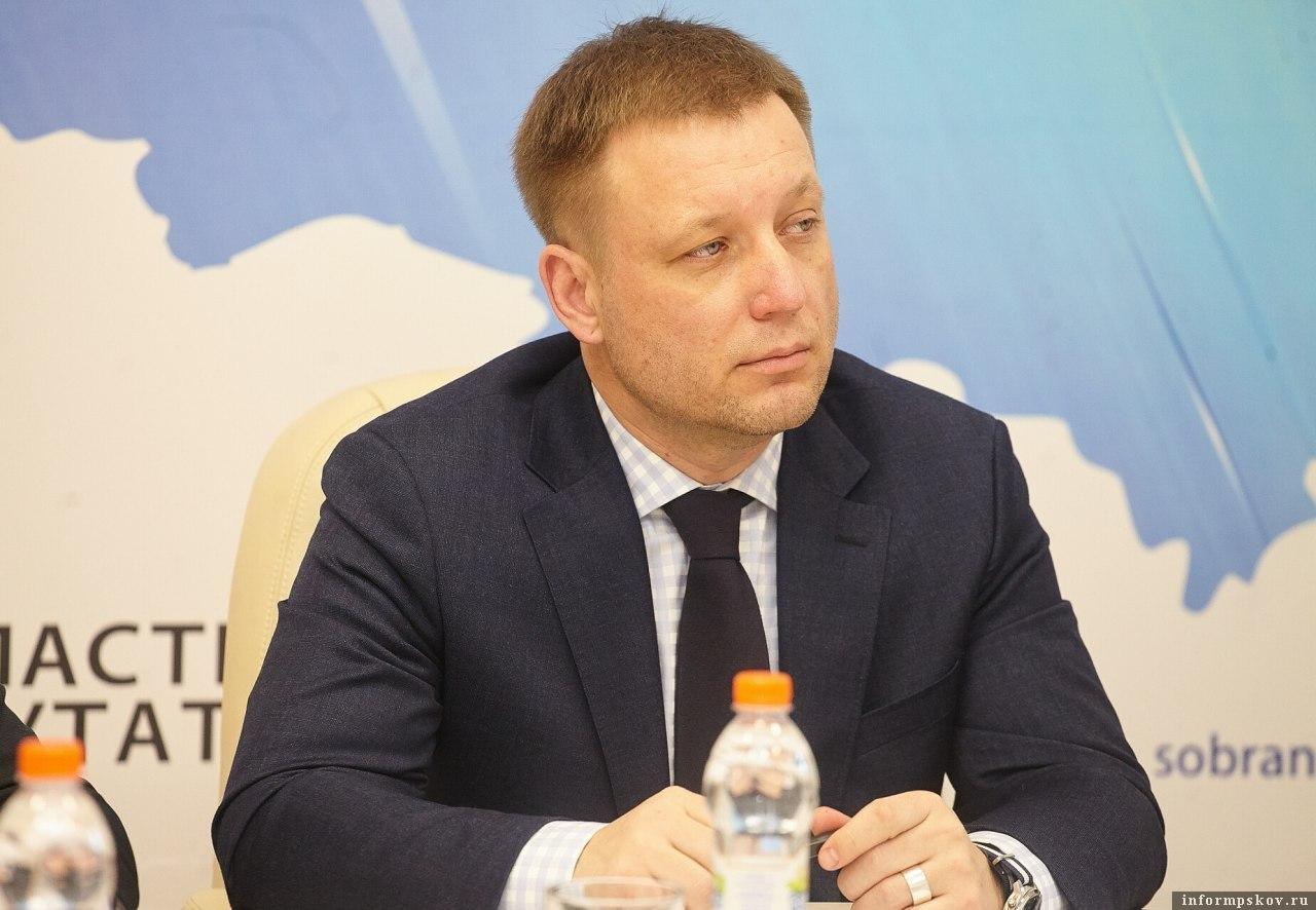 Игорь Сопов ответит на вопросы избирателей. Фото: ПАИ